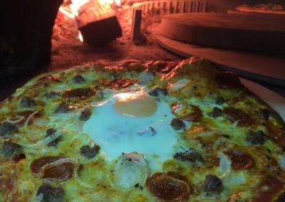 Pizza Steak Chorizo