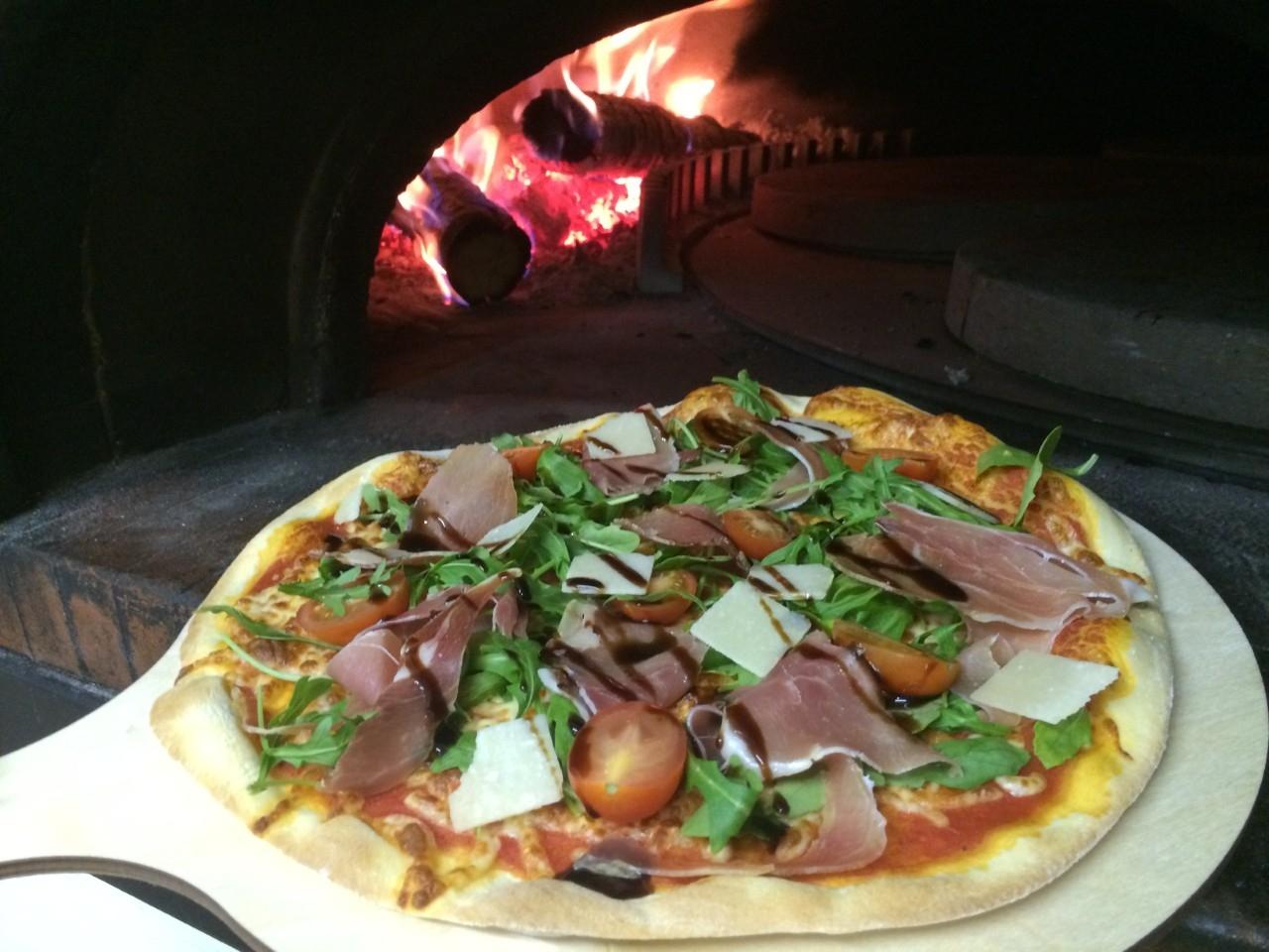 Pizza de Juillet Aout