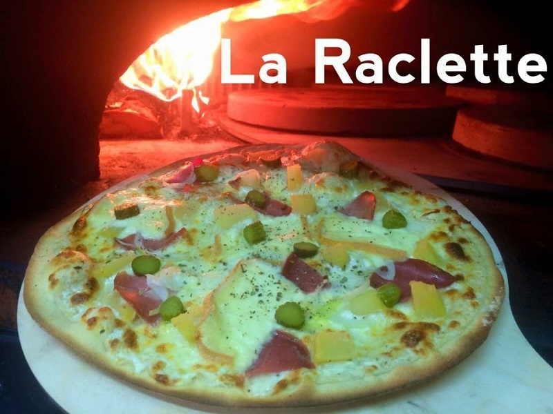 pizza Raclette 2019
