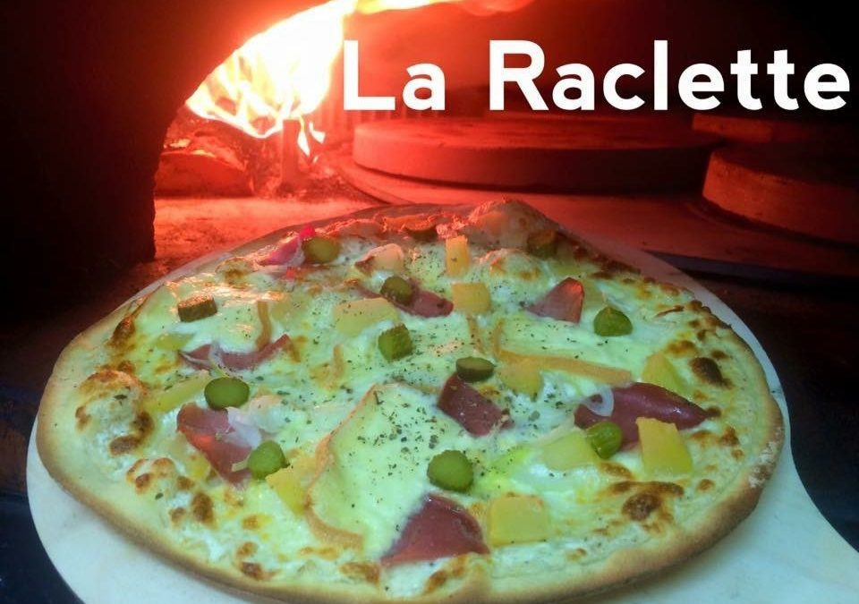 Pizza La Raclette