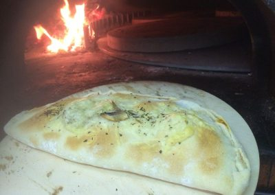 Pizza Calzone Royal