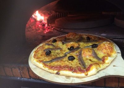 Pizza Anchois