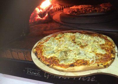 Pizza Artichaut