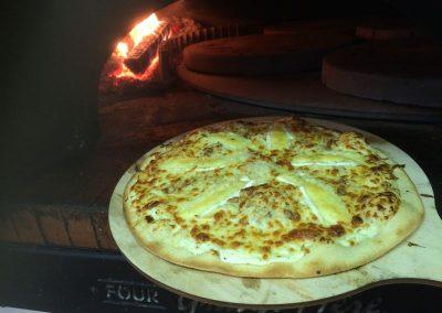 Pizza Brie Noix