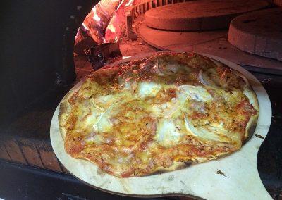 Pizza Chèvre Miel