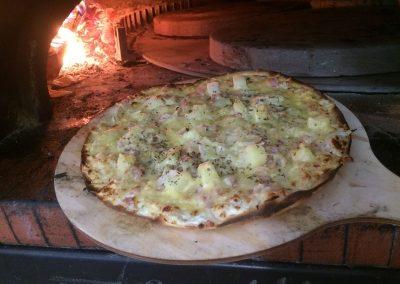 pizza dauphinoise