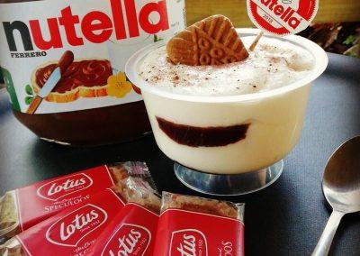 Tiramisu Maison Nutella